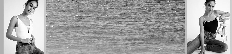 Swimsuit as bodysuit