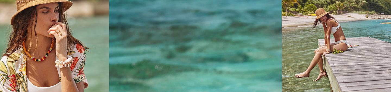 Beach tunics & dresses