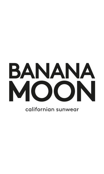 KOTORO SUNPALM & SOLTA SUNPALM black two-piece bralette bikini