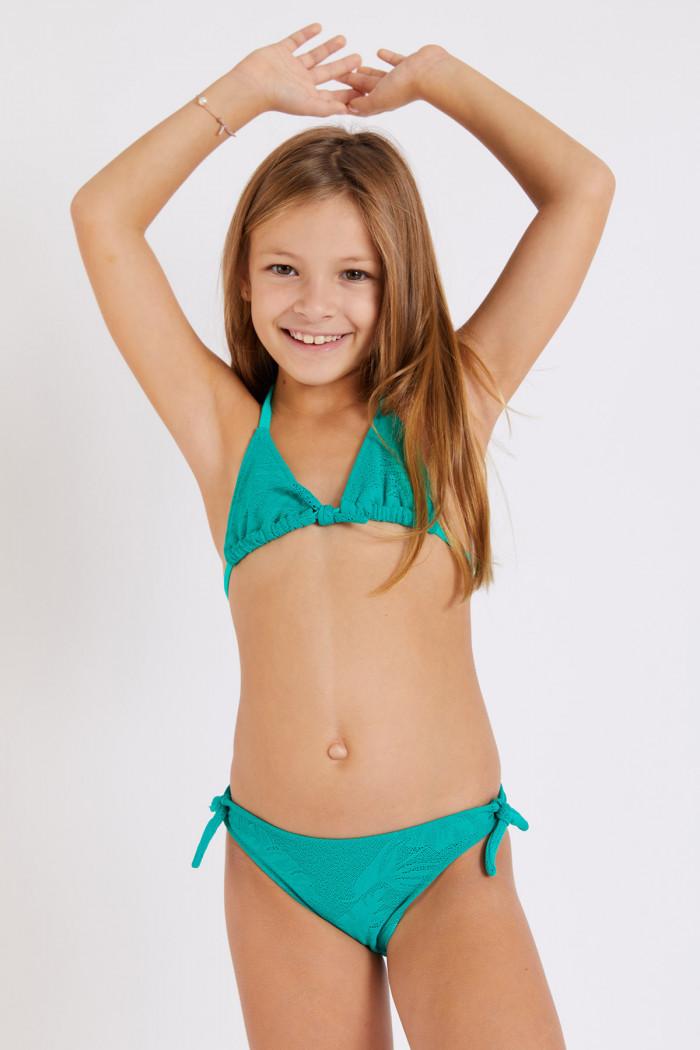 10 year old girl in bikini swimsuit 10 Year Old Girl's One Piece Swimsuit & Bikini | Banana Moon®