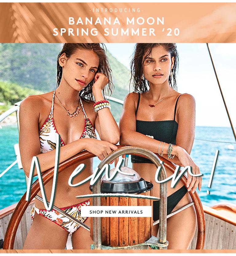 Costumi Da Bagno E Bikini Banana Moon Collezione 2020 Banana